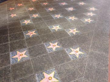 Walk of Stars!